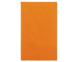 Poznámkový notes Juliet linkovaný, 9x15 - oranžová