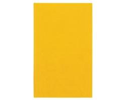 Poznámkový notes Theia linkovaný, 9x15 - žlutá