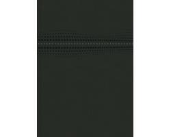 Poznámkový linkovaný notes Stilo, A4 - černá