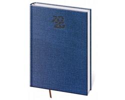 Denní diář Carpet 2020, A5 - modrá