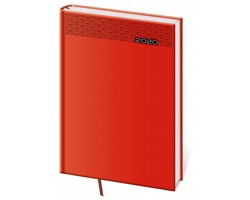 Denní diář Gommato 2020, A5 - červená
