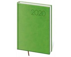 Denní diář Print 2020, A5 - světle zelená