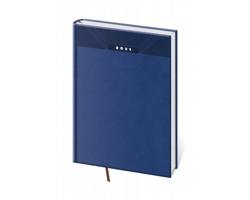 Denní diář Print 2021, A5 - modrá