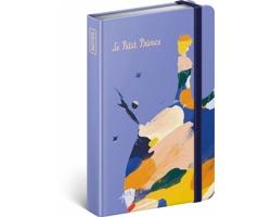 Poznámkový linkovaný notes Malý princ - Splash, 11x16 cm