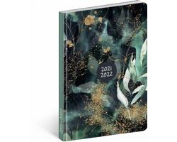 Měsíční diář Petito - Eukalyptus 2022, B6