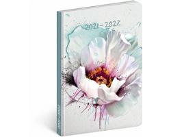 Měsíční diář Petito - Květ 2022, B6