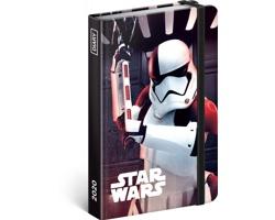 Týdenní diář Star Wars - Trooper 2020, 11x16cm