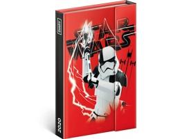 Týdenní diář  Star Wars 2020 magnetický, 11x16cm