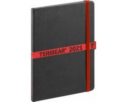 Týdenní diář Teribear 2021, A5