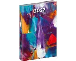 Denní diář Cambio Fun 2022, A5 - malba