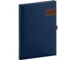 Denní diář Tarbes 2020, A5 - modrá