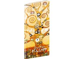 Kapesní měsíční diář Gustav Klimt 2020 plánovací, 8x18cm