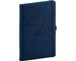 Týdenní diář Ajax 2020, 15x21cm - modrá