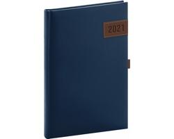 Týdenní diář Tarbes 2021, A5 - modrá