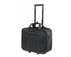 Kufřík na kolečkách CASE - černá