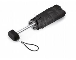 Kapesní deštník WESTON v pouzdře - černá