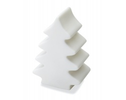 Světlo měnící barvy GYVES ve tvaru stromku - bílá