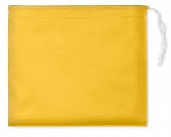 Skládací pláštěnka HEMP v pouzdře - žlutá