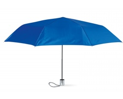 Malý deštník RETA v pouzdru - královská modrá