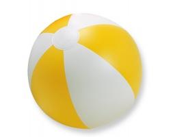 Nafukovací plážový míč ALDO - žlutá