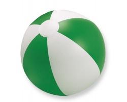 Nafukovací plážový míč ALDO - zelená