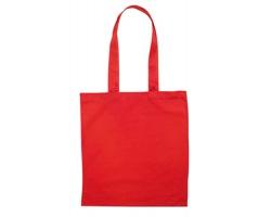 Bavlněná nákupní taška SHON - červená