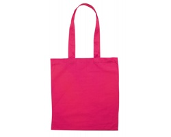 Bavlněná nákupní taška SHON - fuchsie