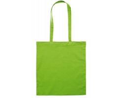 Bavlněná nákupní taška SHON - limetková