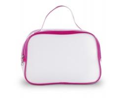 Kosmetická taška ROSENA - růžová