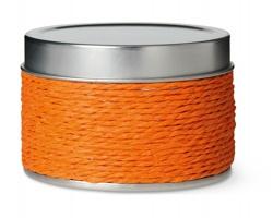Vonná svíčka PENNIE - oranžová