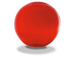 Plážový míč COASTE - červená