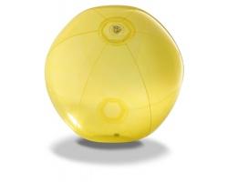 Plážový míč COASTE - žlutá