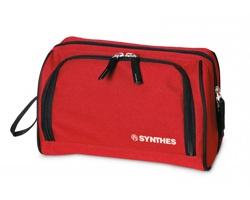 Kosmetická taška BOOT - červená