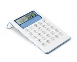 Kalkulačka RATS - transparentní modrá