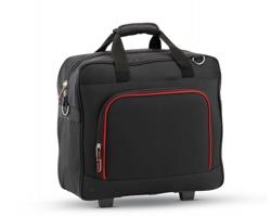 Pracovní taška na kolečkách JASPER - černá