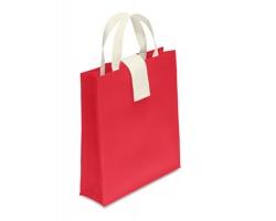 Skládací nákupní taška BEEFS - červená
