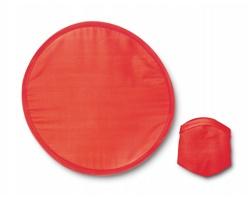 Skládací frisbee WHIPIT v pouzdru - červená