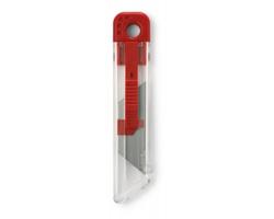 Odlamovací nůž SERV - červená