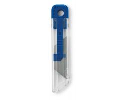 Odlamovací nůž SERV - modrá