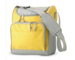 Chladicí taška ICEBOX s popruhem - žlutá