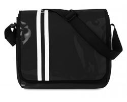 Taška přes rameno LESTER - černá