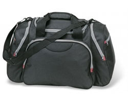 Multifunkční taška KASIE na sport či cestování - černá