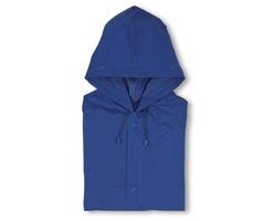 Pláštěnka DEETTA s kapucí - modrá