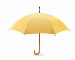 Automatický deštník BESOT, 59.7cm - žlutá