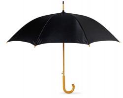 Automatický deštník BESOT, 59.7cm - černá