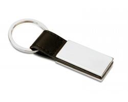 Přívěsek RAY na klíče - černá