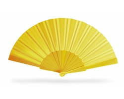 Vějíř RINGS - žlutá