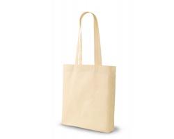 Netkaná nákupní taška AMANDA - béžová