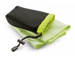Sportovní ručník AGAIN - zelená