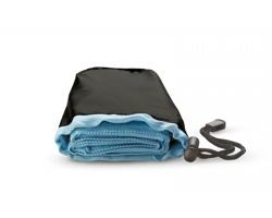 Sportovní ručník AGAIN - modrá
